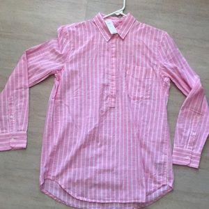 Striped, pink tunic